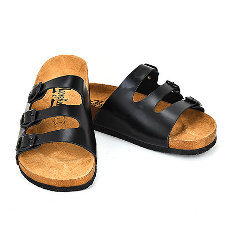 Jamarcus Sandals // Black (Euro: 40)