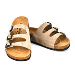 Johnathon Sandals // Beige (Euro: 44)
