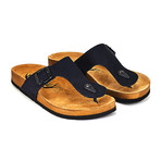 Jovanni Sandals // Black (Euro: 40)