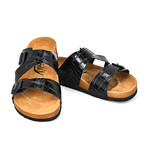 Jaylin Sandals // Black (Euro: 44)