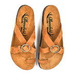 Manuel Sandals // Lightbrown (Euro: 40)