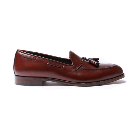 Tassel Loafer // Brown (Euro: 40)