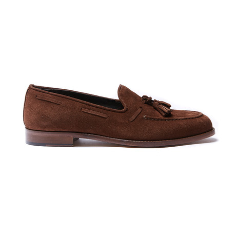 Tassel Loafer II // Brown (Euro: 40)