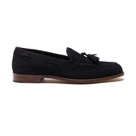 Tassel Loafer // Navy (Euro: 40)