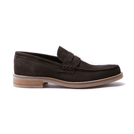 Penny Loafer // Dark Brown (Euro: 40)