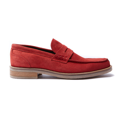Penny Loafer // Red (Euro: 40)