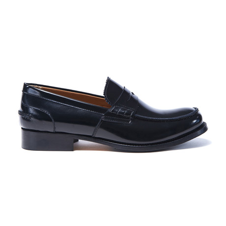 Penny Loafer // Black (Euro: 40)