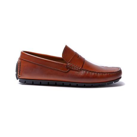Penny Moccasin // Brown (Euro: 40)