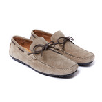 Laces Moccasin // Beige (Euro: 43)