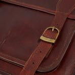 Business Shoulder Bag // Honey
