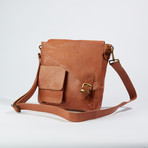 Cross-Body Bag // Honey