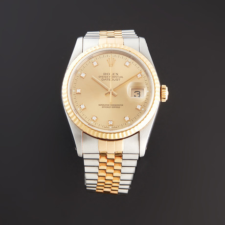 Rolex Datejust Automatic // 16233G // C Serial // Pre-Owned