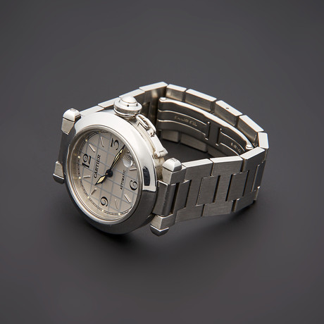 Cartier Pasha C Automatic // W31023M7 // Pre-Owned