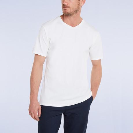 T-Shirt V // White (XS)