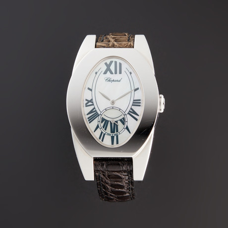 Chopard Ovale Quartz // 127482-1001 // Store Display