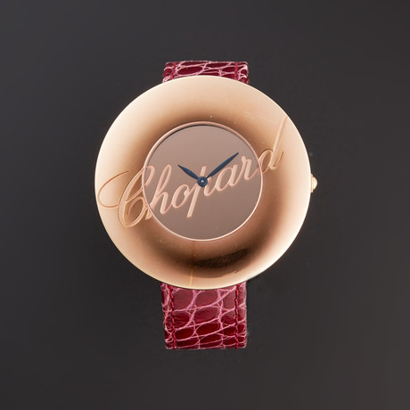 Chopard Chopardissi Quartz // 129253-5001 // Store Display