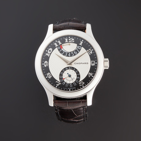 Chopard L.U.C Quattro Mark II Manual Wind // 161903-1001 // Unworn