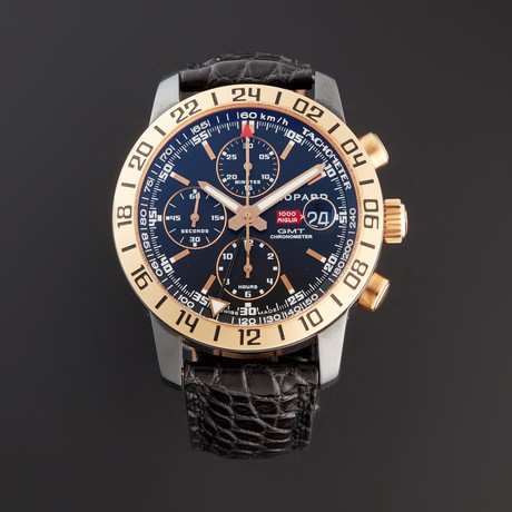 Chopard Mille Miglia GMT Chronograph Automatic // 168482-9001 // Store Display