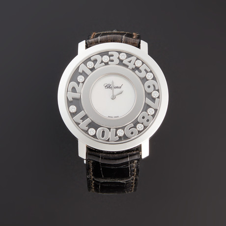 Chopard Happy Diamonds Quartz // 207233-1001 // Store Display