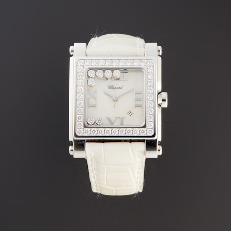 Chopard Happy Sport Quartz // 278504-2001 // Store Display
