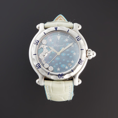 Chopard Happy Sport Quartz // 288430-3001 // Store Display