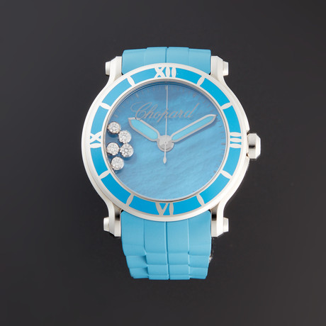 Chopard Happy Sport Quartz // 288524-3001 // Store Display