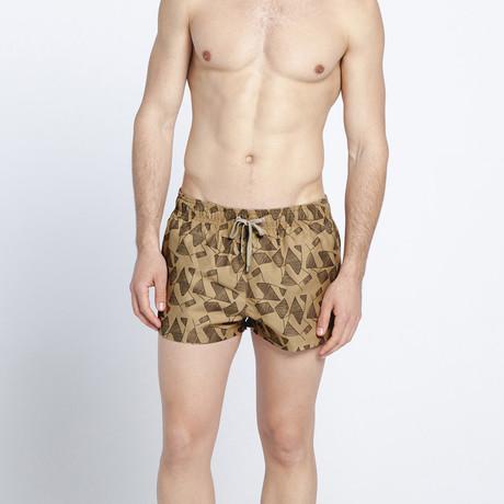 Earth Dancer Swim Shorts (S)