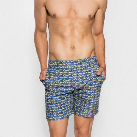 Makonde Swim Shorts (S)