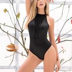 Angie Bodysuit // Black (M-L)