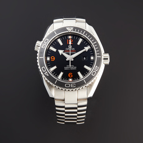 Omega Seamaster Planet Ocean Automatic // 232.30.38.20.01.002 // Pre-Owned