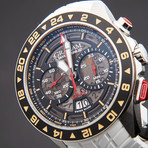 Graham Silverstone RS GMT Chronograph Automatic // 2STDC.B08B.K105S // Pre-Owned