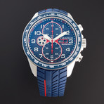 Graham Silverstone RS Racing Chronograph Automatic // 2STEA.U02A.K107B // Pre-Owned