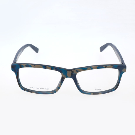 Men's 1328-MZ4 Optical Frames // Blue