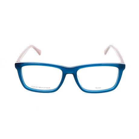 Men's 1527-PJP Optical Frames // Blue
