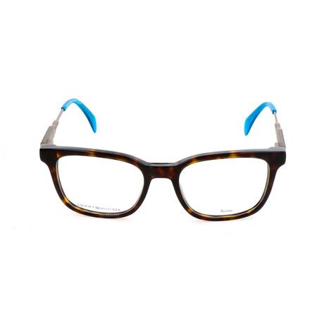 Men's 1351-JX4 Optical Frames // Dark Havana + Light Gold
