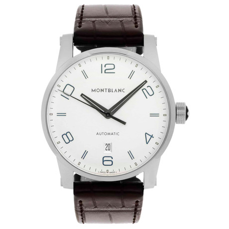 Montblanc Timewalker Automatic // 110338 // Store Display
