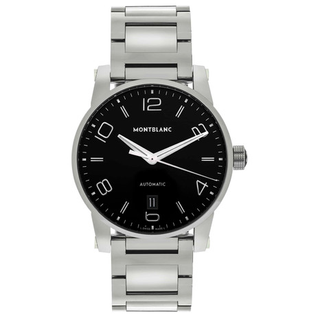 Montblanc Timewalker Automatic // 110339 // New