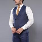 Tristian 3-Piece Slim Fit Suit // Navy (Euro: 54)
