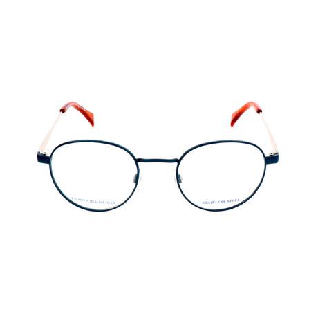 Unisex 1309-0JI Optical Frames // Blue
