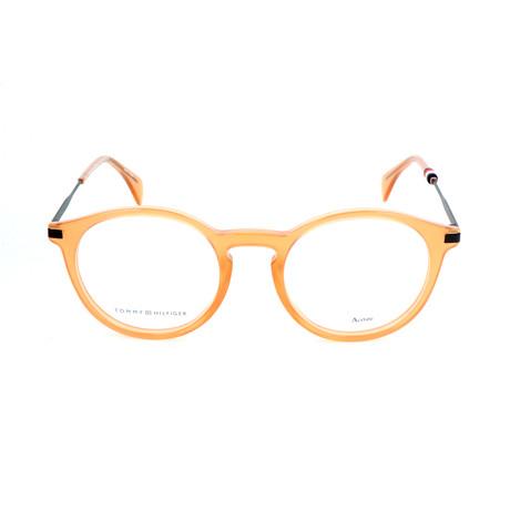 Men's 1471-40G Optical Frames // Yellow