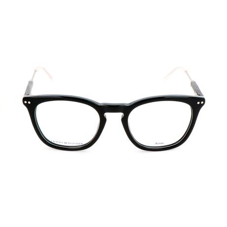 Men's 1365-JVI Optical Frames // Black
