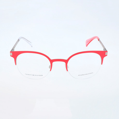 Women's 1382-QEM Optical Frames // Pink