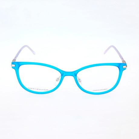 Women's 1398-R30 Optical Frames // Blue Crystal