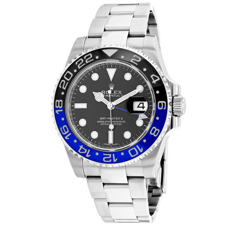 Rolex GMT-Master II Automatic // 116710BLNR // Pre-Owned