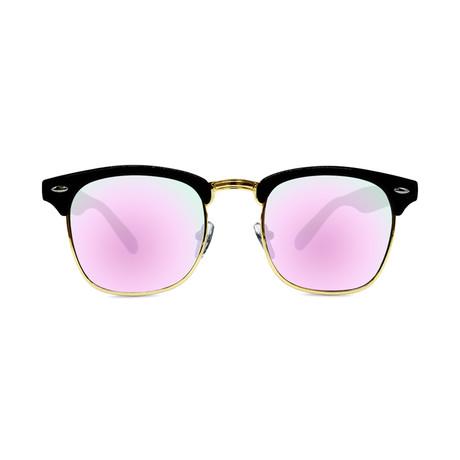 Hamilton // Black + Pink