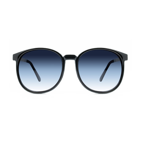 Unisex Irving Sunglasses (Black)