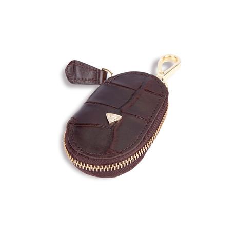 The Luxury Key Holder // Crocodile