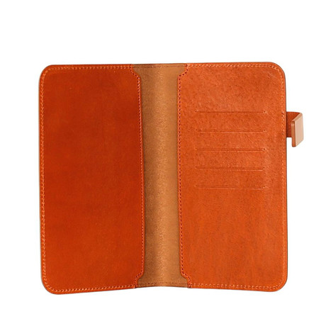 Ledger The Urban Wallet (Orange)