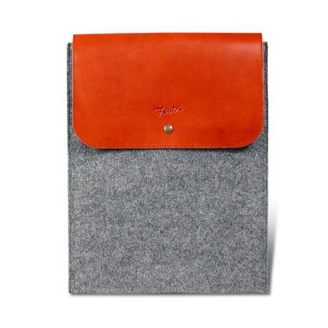 The Spartan Portfolio Bag // Gray