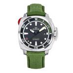 Marvin Malton Diver Automatic // M126.14.47.94